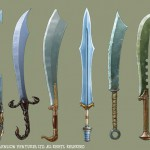IGladiator_swords_art